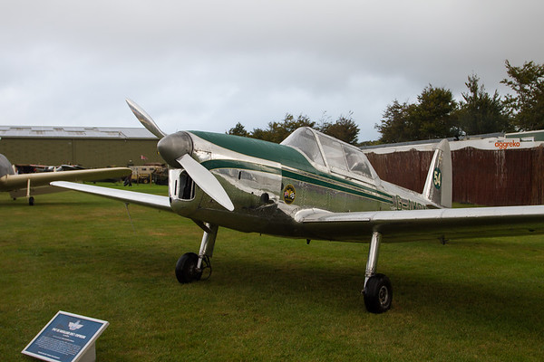1946 - De Havilland DHC1 Chipmunk