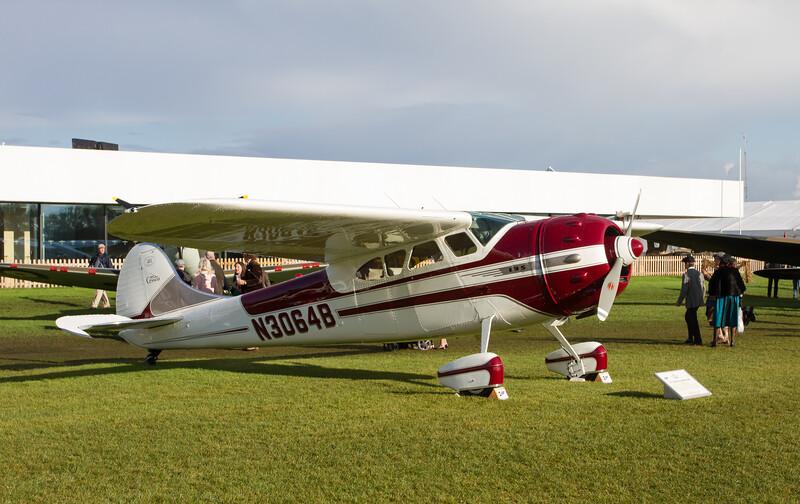 1955 Cessna 195B Businessliner