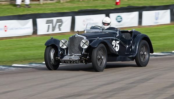1934 - Triumph Dolomite 8C SS Corsica