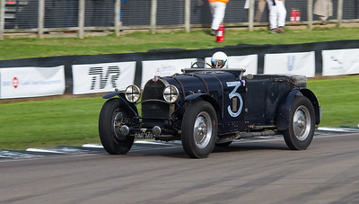 1930 - Bugatti Type 50