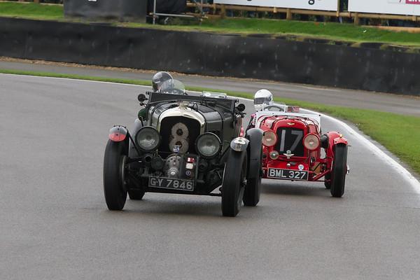 1930 - Bentley 4½ Litre Supercharged