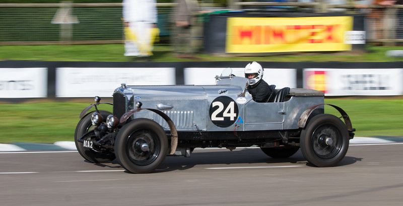 1925 - Vauxhall 30/98 Brooklands Special