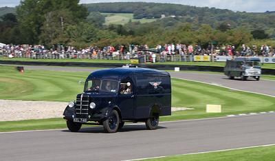 1950 - Bedford K Series Van