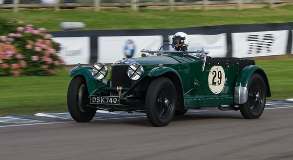 1934 - Invicta 4½-Litre S-Type Low-chassis Tourer