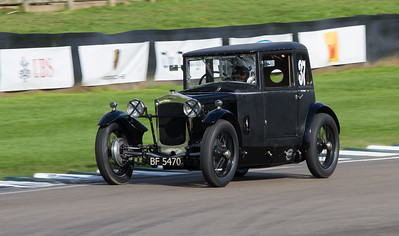 1928 - Frazer Nash Saloon 'The Owlet'