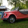 1972 Fiat 500 Gamine by Vignale
