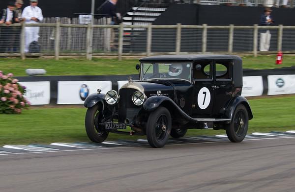 1928 - Bentley 4½ Litre Parkward Saloon