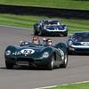 1955 - Lister-Jaguar 'Flat Iron'