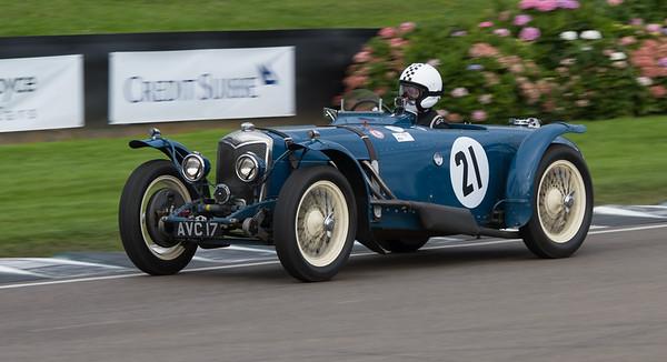 1936 - Riley Sprite