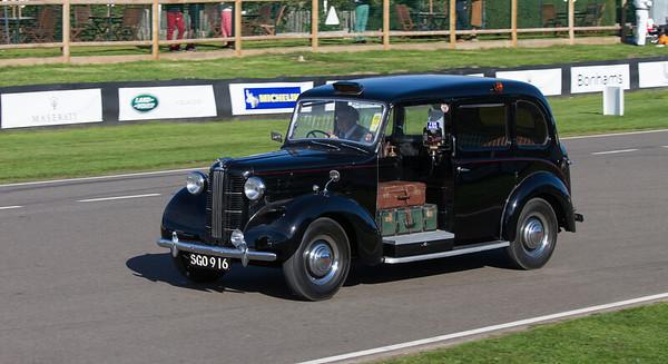 1956 - Austin FX3 Taxi