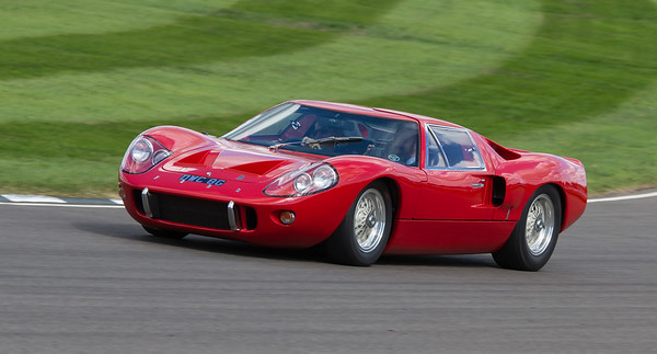 1969 - Ford GT40
