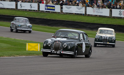 1958 - Jaguar Mk1