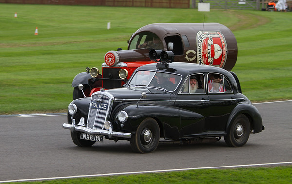 1953 - Wolseley 6/80 Police Car
