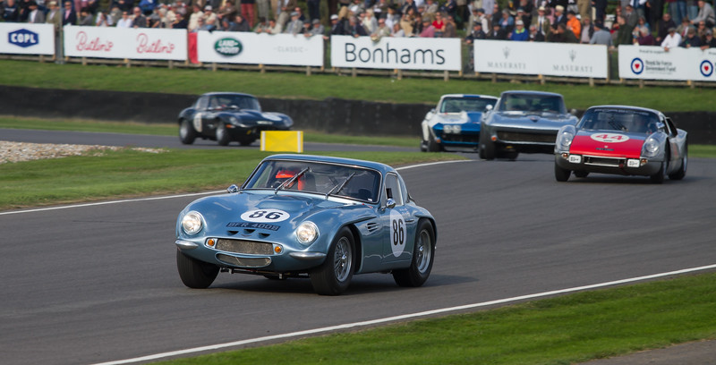 1965 TVR Griffith 400