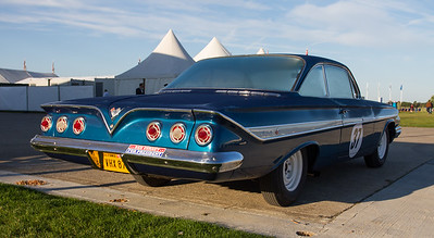 "1960s -  Chevrolet ""Bubble Top"" Impala"