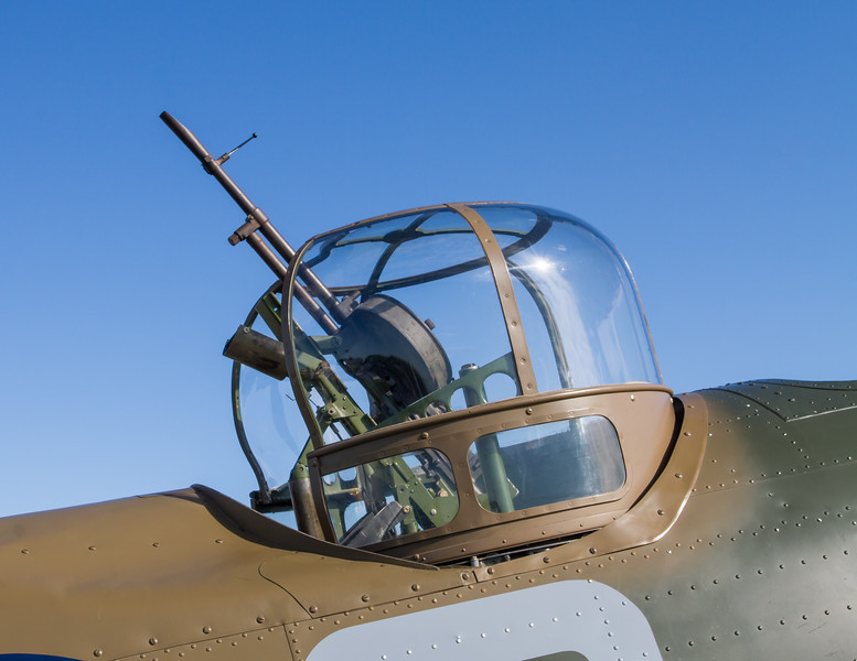1934 - Bristol Blenheim Mk 1