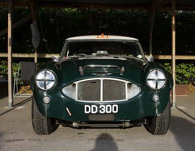 1960 - Austin-Healey 3000 Mk1