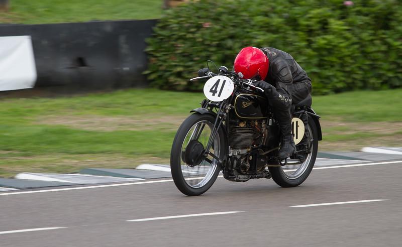 1939 Velocette works MT500