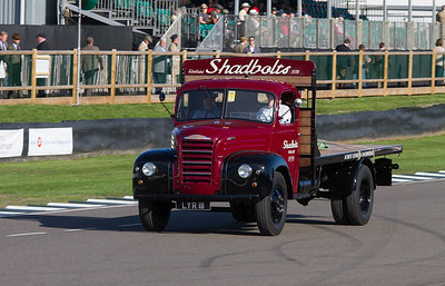 1952 - Thames ET6 Flatbed Lorry