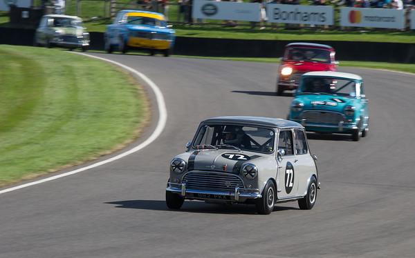 1965 - Morris Mini Cooper S