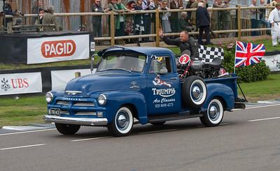 1952 - Chevrolet Pick-Up Truck