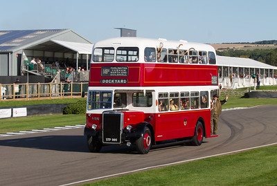 1950 - Leyland pd3 Double Decker Bus