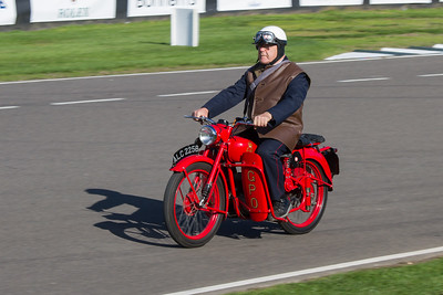 BSA GPO Motorcycle