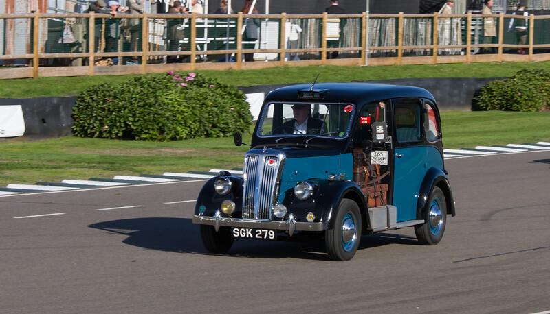 1956 - Beardmore Mk 7 Taxi