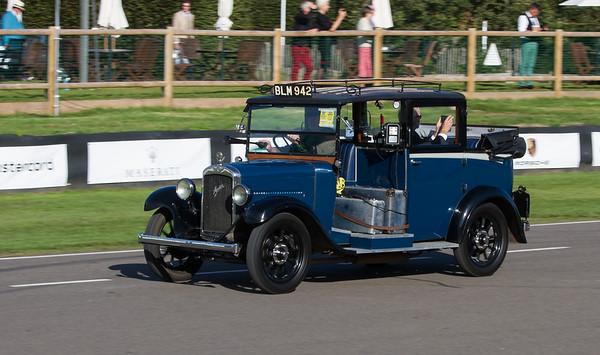 1934 - Austin 12/4 Taxi