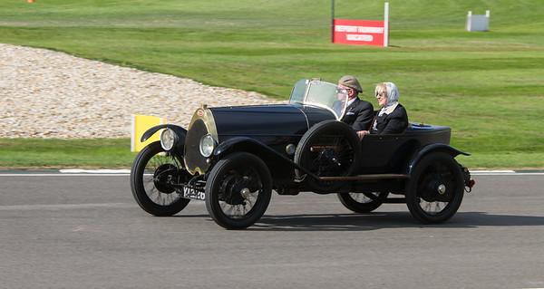 1922 - Bugatti Type 22