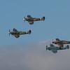 1940 - Hawker Hurricane Mk 1 & Supermarine Spitfire