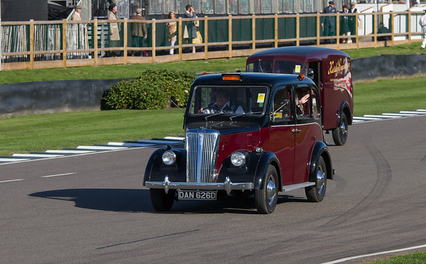 1956 - Beardmore Taxi