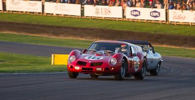 1961 - Ferrari 250 GT SWB 'Breadvan'