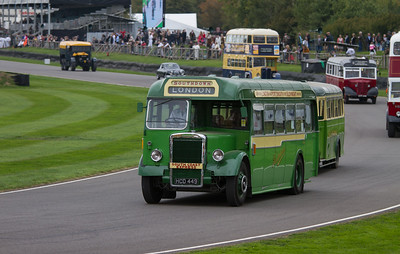 1953 - Leyland Tiger PS1