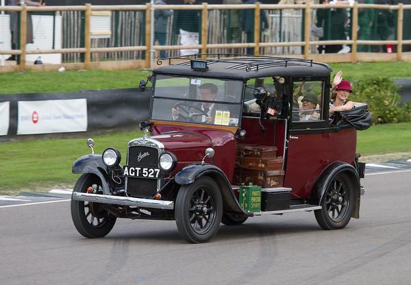 1933 - Austin 12-4 LL Taxi