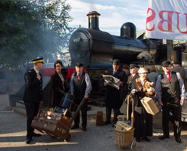 1938 - Earl of Berkeley 4-4-0 'Dukedog' Class Locomotive