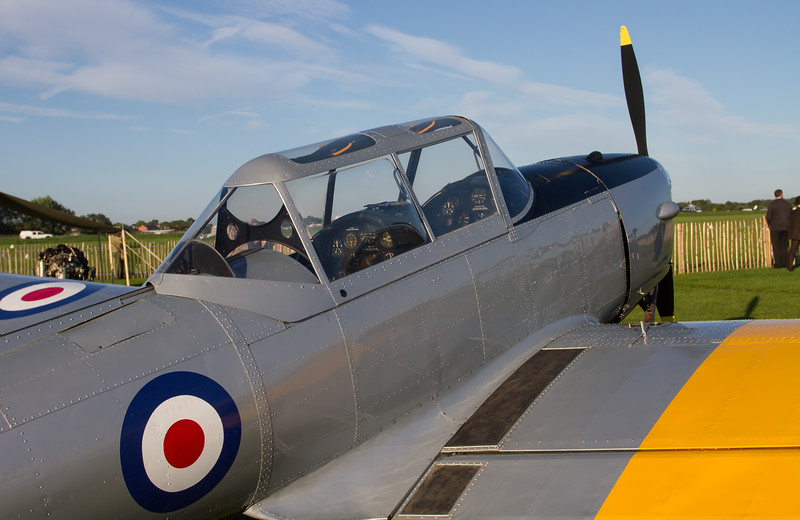 1952 - de Havilland DHC.1 Chipmunk