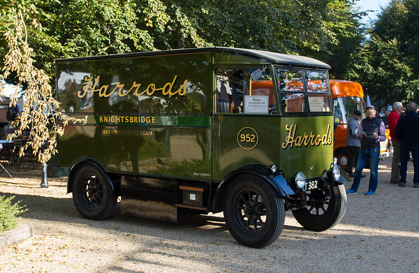 1939 - Harrod Electric Van