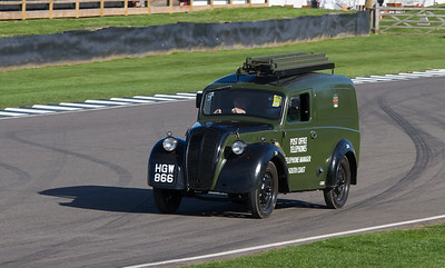 1946 - Morris Z GPO Van