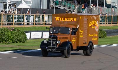1949 - Bedford M Box Van