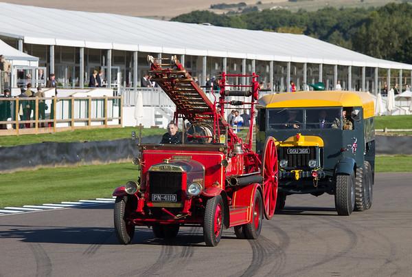 1929 - Dennis fire engine