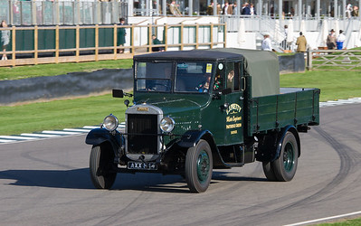 11934 - Thornycroft AE FB4 Type Dropside Lorry