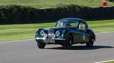 1954 - Jaguar XK120 FHC