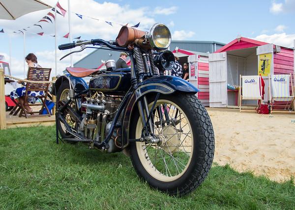 Henderson Motorcycle