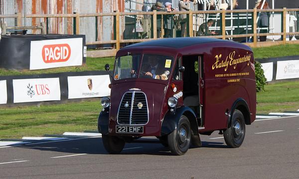 1955 - Morris J Type Van