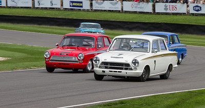 1963 - Ford-Lotus Cortina Mk1