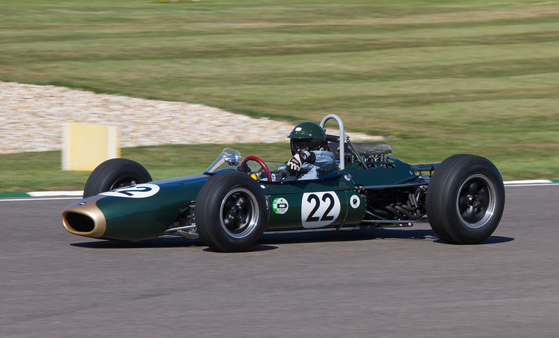 1963 Brabham-Climax BT7