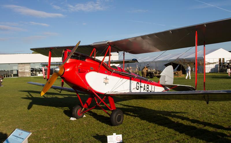 1931 de Havilland DH.60 Gipsy Moth