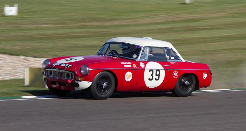 1965 - MG B 'Le Mans'