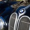 1950s BMW 501 Sedan Taxi